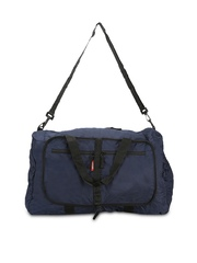 Harissons Unisex Navy Duffle Bag