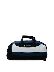 Harissons Unisex Navy & Blue Duffle Bag