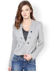 Harpa Women Grey Jacket