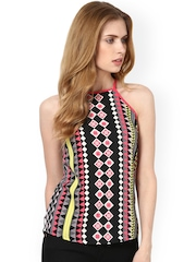 Harpa Women Multicoloured Printed Top