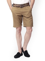 Haute Couture Men Khaki Shorts