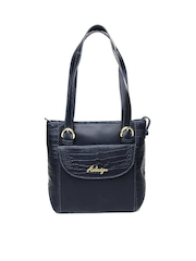 Hidesign Navy Shoulder Bag