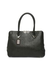 Hidesign Olive Green Leather Handbag