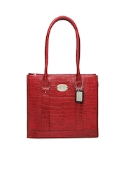 Hidesign Red Shoulder Bag