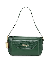 Hidesign Green Shoulder Bag