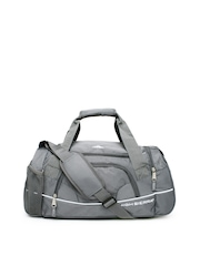 High Sierra Unisex Grey Bubba Duffle Bag