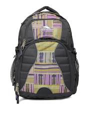 High Sierra Women Grey Backpack