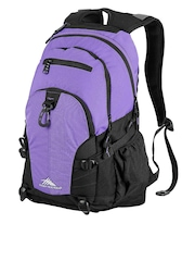 High Sierra Women Purple Loop Daypack