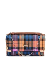 Hotberries Multi-Coloured Clutch