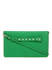 Hotberries Green Clutch
