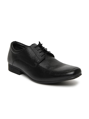 Hush Puppies Men Black Formal Shoes