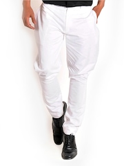 I Know Men White Jodhpuri Pants