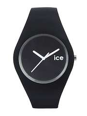ice watch Unisex Black Dial Watch