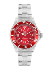 Ice Watch Unisex Red Dial Watch