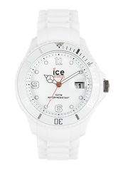 Ice Watch Unisex White Dial Watch