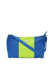 Imagica Unisex Blue Messenger Bag