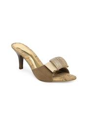 Inc 5 Women Beige Sandals