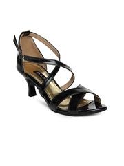 Inc 5 Women Black Heels