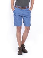 Indigo Nation Men Blue Shorts