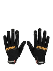 Ironclad Men Black & Grey Super Duty Stealth Gloves