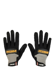 Ironclad Men Black and Grey Heavy Utility Gloves