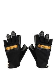 Ironclad Men Black and Grey Gloves