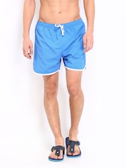 Jack & Jones Men Blue Shorts