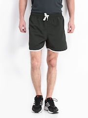 Jack & Jones Men Black Shorts