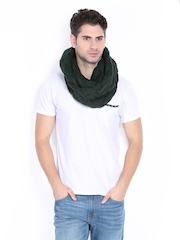 Jack & Jones Men Green Muffler