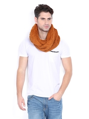 Jack & Jones Men Brown Muffler