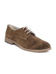 Jack & Jones Premium Men Brown Casual Shoes