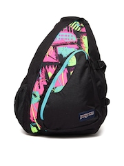 Jansport Unisex Black Air Cisco Backpack