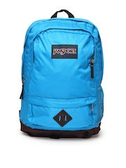 Jansport Unisex Blue All Purpose Backpack