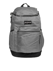 Jansport Unisex Grey Prepster Backpack