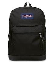Jansposrt Unisex Black City Scout Backpack