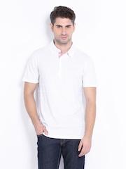 Jasper Conran by Debenhams Men White Polo T-shirt