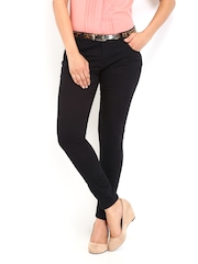 Jealous 21 Women Black Trousers