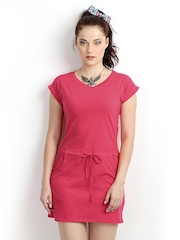 Jealous 21 Pink Tailored Dress