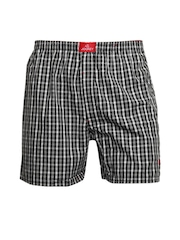 Jockey Men Assorted Checked Boxers US 22