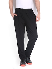 Jockey Men Black Track Pants 9500-0103