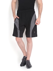 Men Black Shorts Jockey 516893