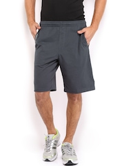 Jockey Men Grey Shorts