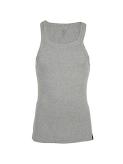 Jockey Men Grey Innerwear Vest