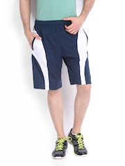 Men Navy & White Shorts Jockey