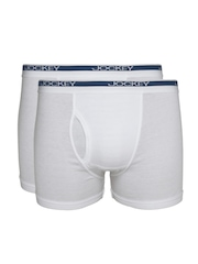 Jockey Men Set of 2 White Trunks