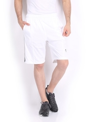 Men White Lounge Shorts Jockey