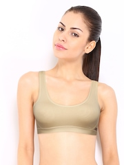 Jockey Skin Coloured Racerback Active Bra 13750105