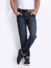 John Players Men Blue Slim Fit Jeans