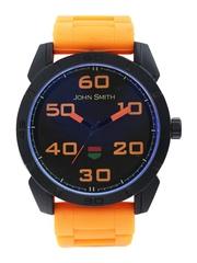 John Smith Men Blue Dial Watch JS 10030 GRD OR