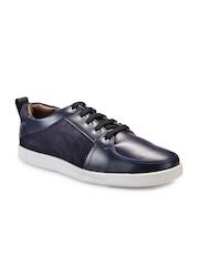Juan David Men Navy Sneakers